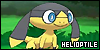 Pokemon: Helioptile